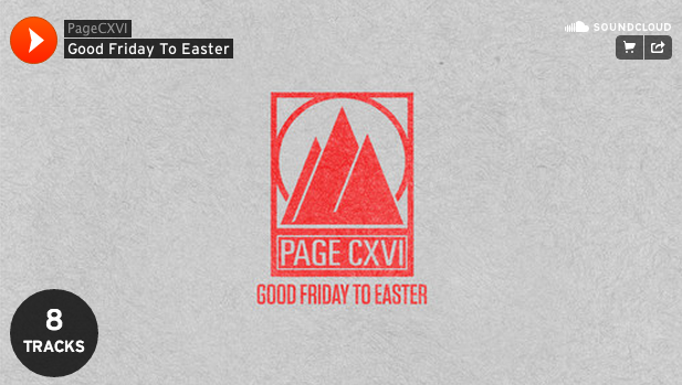 PageCXVI Good Friday to Easter